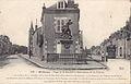 ThG 530 - ORLEANS - Place de la Bascule et Monument de la Défense....jpg