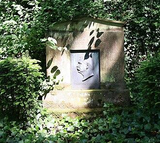 Theodor Curtius - Grave in Heidelberg