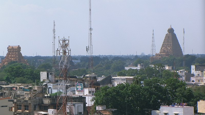 Файл:Thanjavur city.jpg