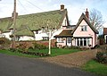 Thatched cottages on the village green - geograph.org.uk - 1594057.jpg