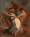The Abduction of the Sabine Women by Jean-François Millet.png