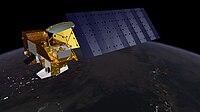 The Aqua Satellite