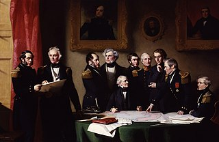 https://upload.wikimedia.org/wikipedia/commons/thumb/f/fb/The_Arctic_Council_planning_a_search_for_Sir_John_Franklin_by_Stephen_Pearce.jpg/320px-The_Arctic_Council_planning_a_search_for_Sir_John_Franklin_by_Stephen_Pearce.jpg