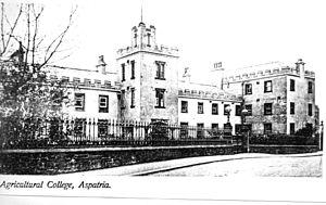 Aspatria Agricultural College - The Aspatria Agricultural College