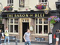 The Baron of Beef, Cambridge, England - IMG 0647.JPG
