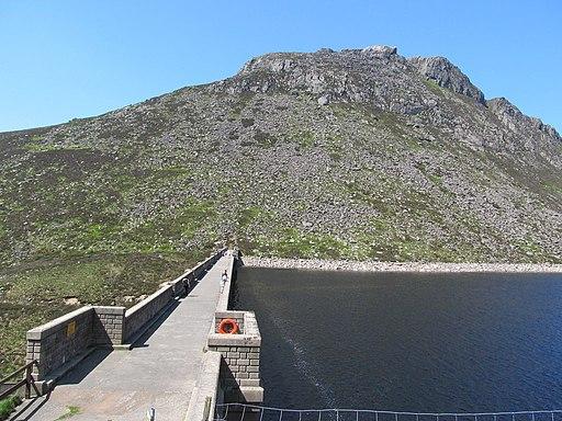 The Ben Crom Dam