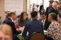 The Duke and Duchess Cambridge at Commonwealth Big Lunch on 22 March 2018 - 094.jpg