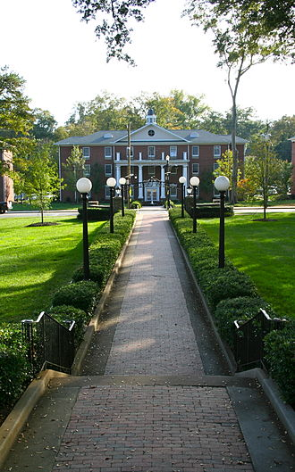 Anderson, South Carolina - Anderson University