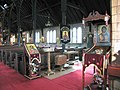 The Greek Orthodox Church of St Eleutherius, St Anthia and St Luke the Evangelist - Interior - geograph.org.uk - 1752678.jpg