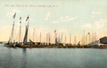 The Inlet Fleet at the Wharf, Atlantic City, New Jersey.png