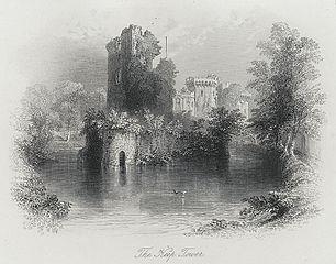 The Keep Tower Raglan Castle