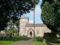 The Parish Church of St Basil the Great, Bassaleg - geograph.org.uk - 1038083.jpg