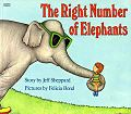 The Right Number of Elephants, illustrated by Felicia Bond, children's book illustrator.jpeg