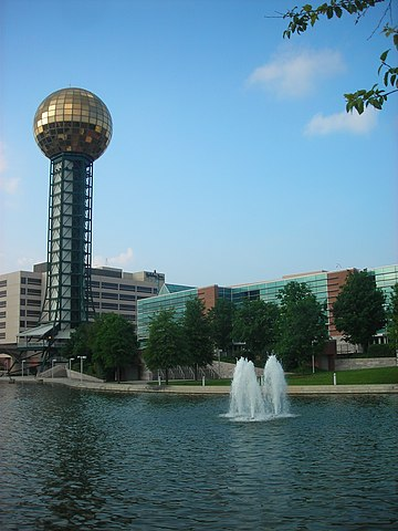 File:The Sunsphere and Convention Center in Downtown ...