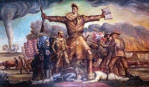 John Brown Abolitionist Wikipedia