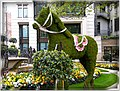 The beautiful Dorchester Hotel in London Mayfair, England United Kingdom. One of the most recognized and luxurious hotels on the planet. Enjoy! ) (4579921502).jpg
