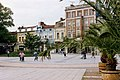 The center of Ruse, Bulgaria, October 1993.jpg