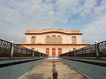 The museum of Lalbagh fort.jpg