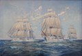 The three naval training ships, Stosch, Stein and Gneisenau under full sail.png