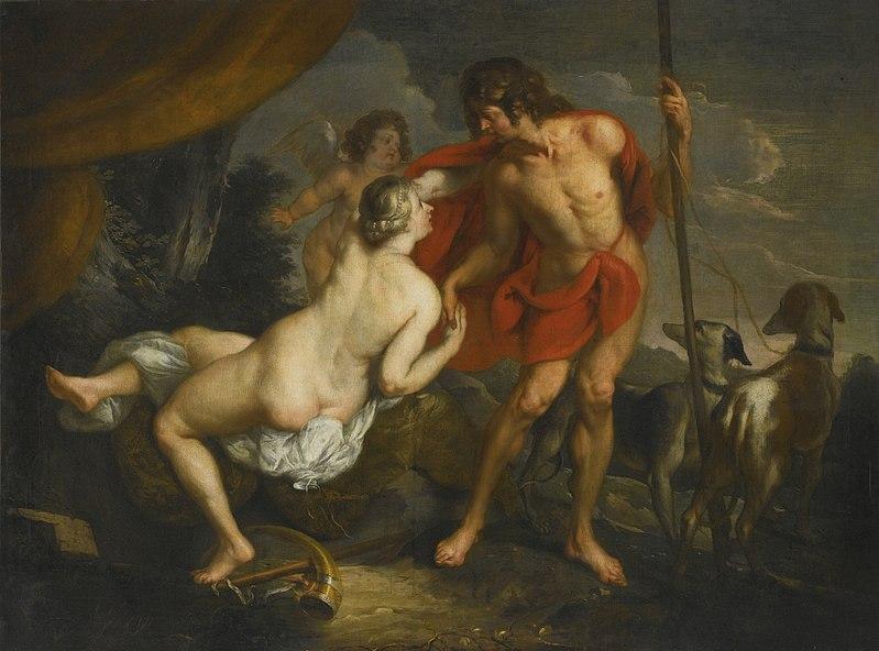 File:Theodoor van Thulden - Venus and Adonis - WGA22236.jpg