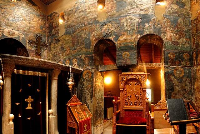 Paleochristian and Byzantine monuments of Thessaloniki