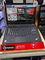 ThinkPad 25th Anniversary Edition on display.jpg
