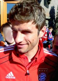 Википедия томас мюллер футболист