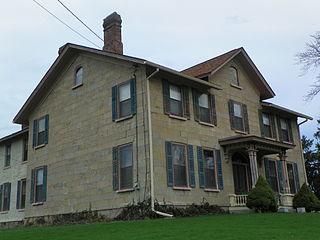 Thomas Peck Farmhouse