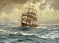 Thomas Somerscales - A Barque Running Before a Gale.jpg