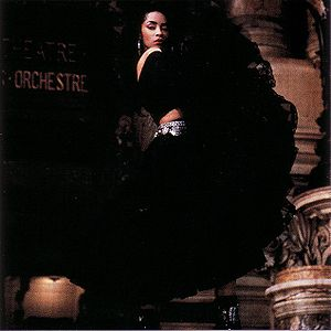 Jody Watley - Watley in Paris, France on location for 'Still a Thrill' Video from solo debut, 1987.
