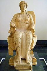Taranto goddess