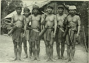 Through Central Borneo; an account of two years' travel in the land of the head-hunters between the years 1913 and 1917 (1920) (14796707623).jpg