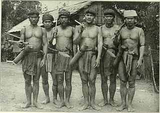 Krio Dayak people