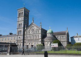 Thurles Cathedral South Façade III 2012 09 06.jpg