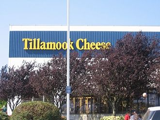 Tillamook, Oregon - Tillamook Creamery and Museum