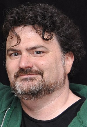 Tim Schafer at GDC 2011.