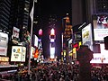Times Square at night- Manhattan, New York City, United States of America (9867902105).jpg