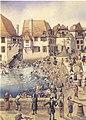Tirage de l'eau Salée au 18e siècle à Salies-de-Béarn.jpg