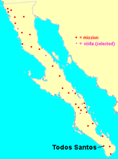 Misión Santa Rosa de las Palmas