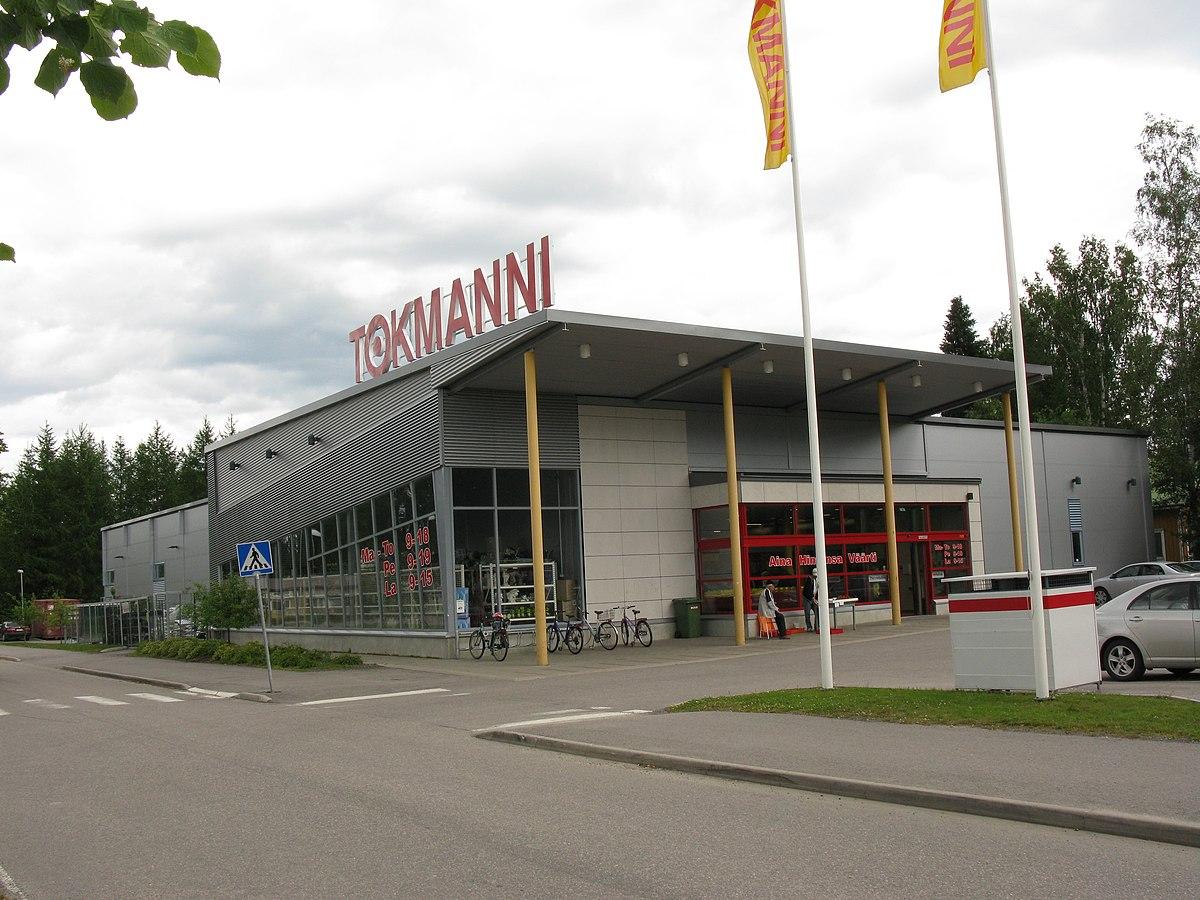 Tokmanni Oy