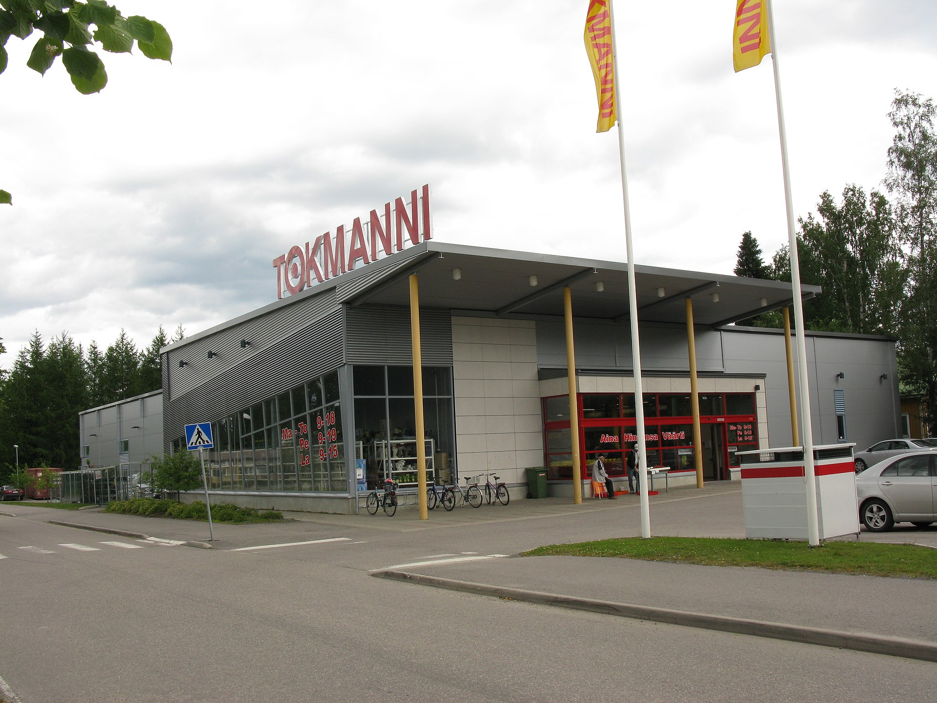 Joensuun Tokmanni