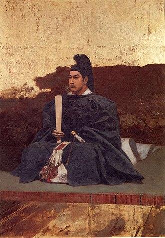 Tokugawa Iemochi - Image: Tokugawa Iemochi by Kawamura Kiyoo (Tokugawa Memorial Foundation)