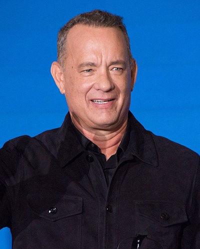 Tom Hanks, American actor and producer