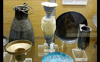TT8 - Bowls, Vases and Jugs from the Tomb of Kha (TT8)