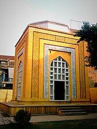 Tomb of Sultan Qutb al-Din Aibak.jpg