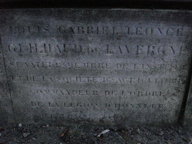 Léonce de Lavergne