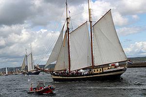 Tonnerres de Brest 2012 - Zuider Zee02.JPG