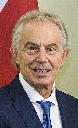 Tony Blair in Ukraine - 2018 (MUS7645) (cropped)