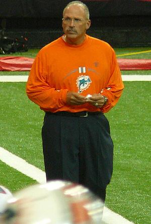 Tony Sparano - Sparano as head coach of the Miami Dolphins in 2011.