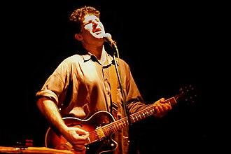 Tony Scherr - Tony Scherr at Marion's Marquee Lounge, East Village, New York City (December 4, 2007)